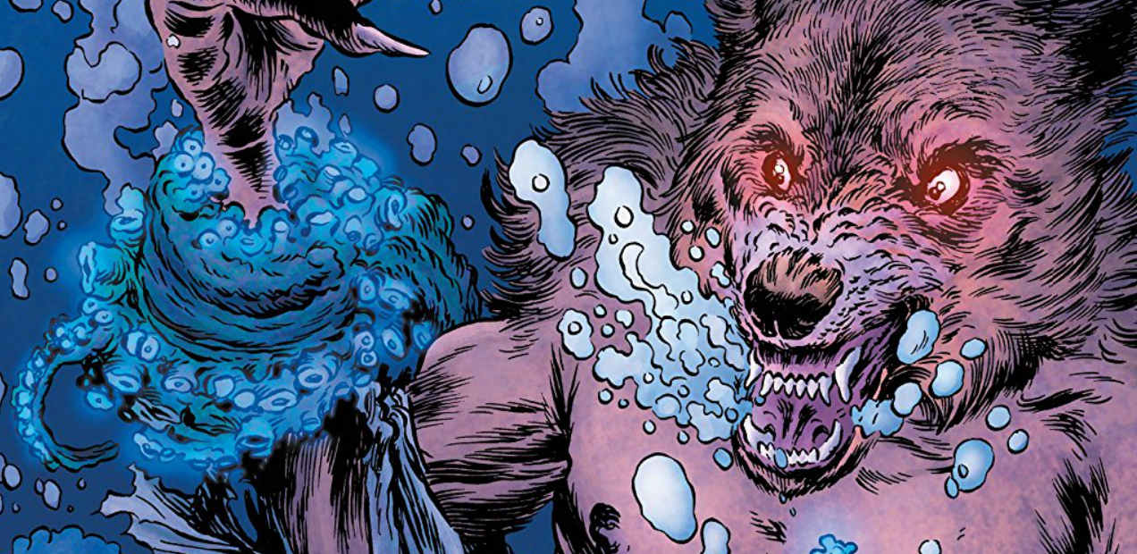 'Only the End of the World Again' rears its fanged head once more in a new hardcover
