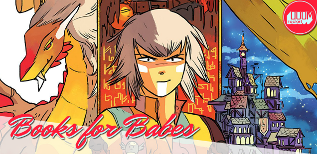 Rally your armies and blast the horns for the first volume of 'Scales & Scoundrels'