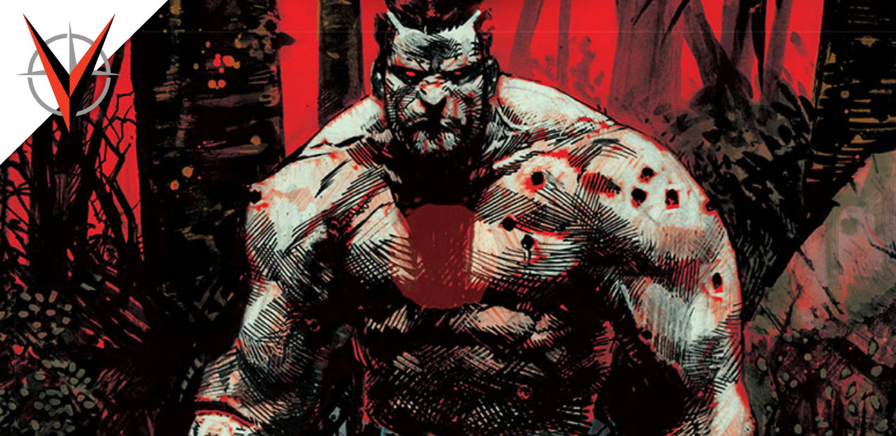 EXCLUSIVE: Bloodshot & Bloodhound face an undead horde in 'Bloodshot Salvation' #8