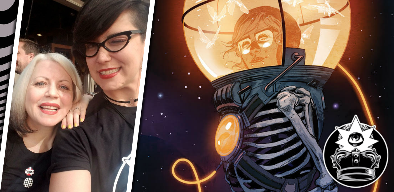 Shelly Bond, 'Euthanauts' and the future of Black Crown [Part One]