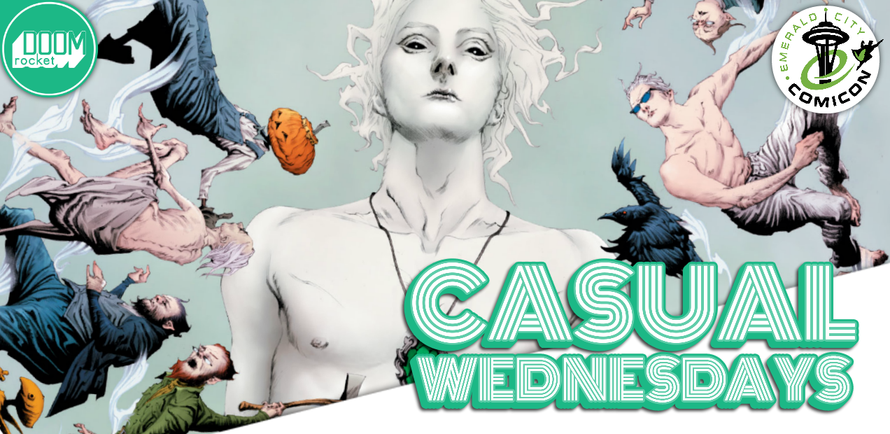 ECCC Recovery & Image Expo Recap — CASUAL WEDNESDAYS WITH DOOMROCKET