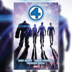 Marvel Comics to bring 'Fantastic Four' back in August with Slott & Pichelli