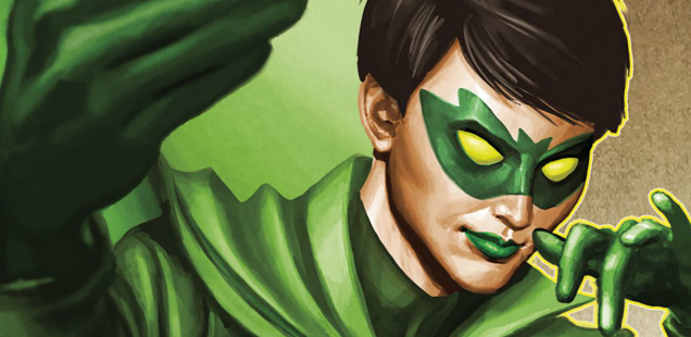 Dynamite's impactful 'Green Hornet' ushers in the new guard with fists of fury