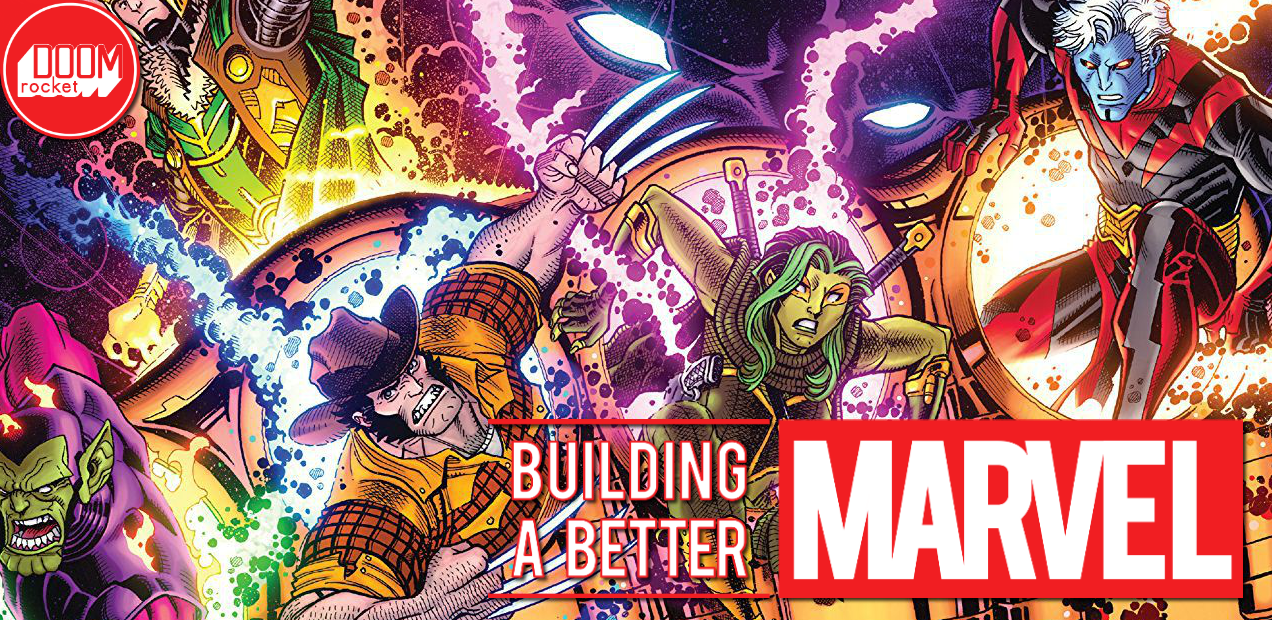 'Infinity Countdown' #1 another convoluted event from a messy House of Ideas