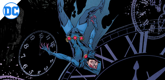 EXCLUSIVE: Evil forces plot against our fave Teen Titan in 'Raven: Daughter of Darkness' #3