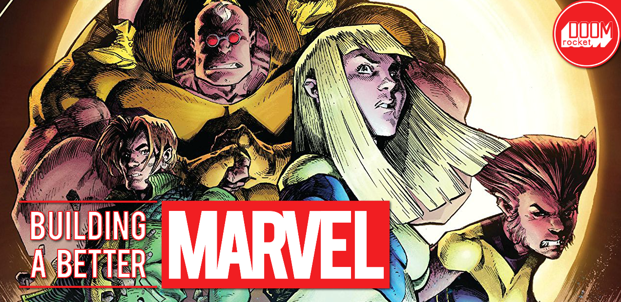 'New Mutants: Dead Souls' #1: Creepy, offbeat, and a rousing success