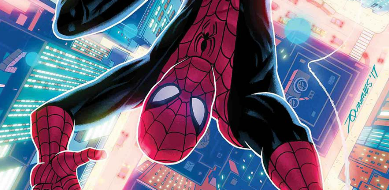 A new art team gives 'Spectacular Spider-Man' a pop exuberance