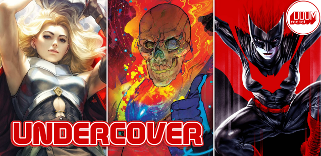 Undercover: Lau's 'The Mighty Thor' a thunderous display of sheer magnificence