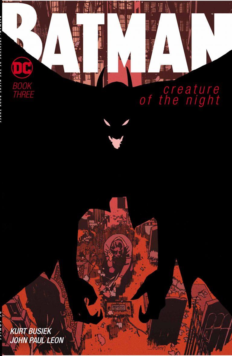Staff Picks: 'Batman: Creature of the Night' #3