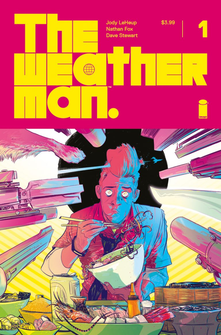 THE WEATHERMAN #1