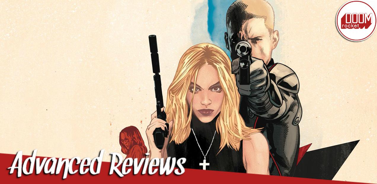 'The Dead Hand' #1 has a stylistic agility that sets it apart from other super-spy fare