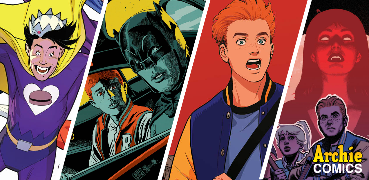 Here are the July 2018 solicits for Archie Comics