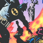 Preview: Bisley & Kennedy sign 2000 AD's 'Batman/Dredd' Digest Saturday in London
