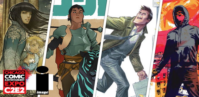 C2E2 2018: Here's what's up with Image Comics