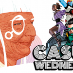 You bet we're talking July solicits -- CASUAL WEDNESDAYS WITH DOOMROCKET