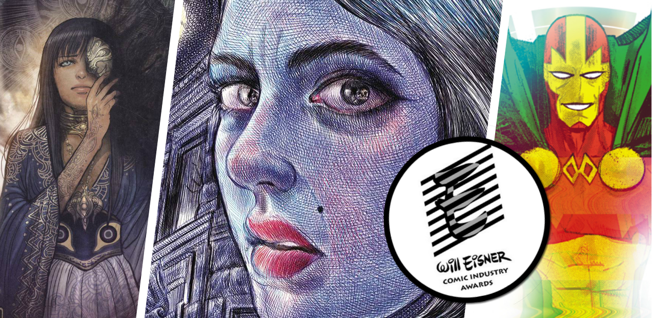 Here are the 2018 Eisner award nominees