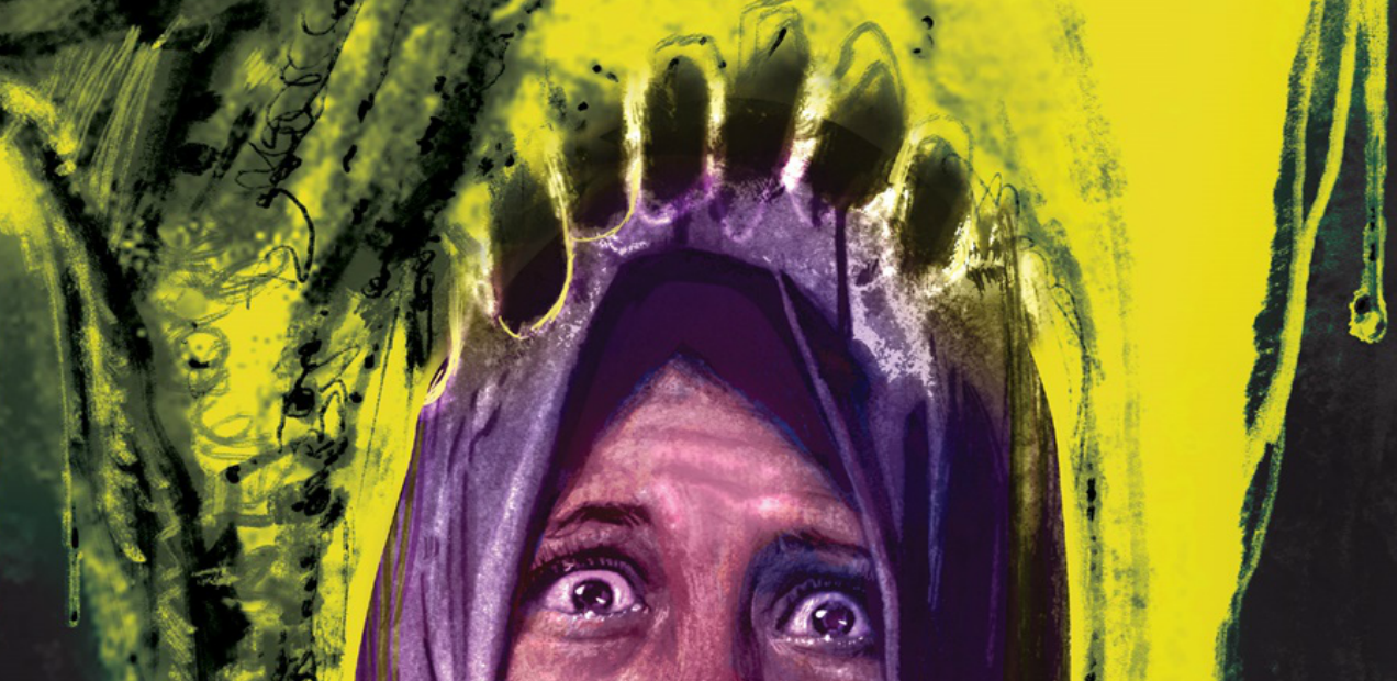 Pichetshote & Campbell's horror tale 'Infidel' ingenious, unexpected