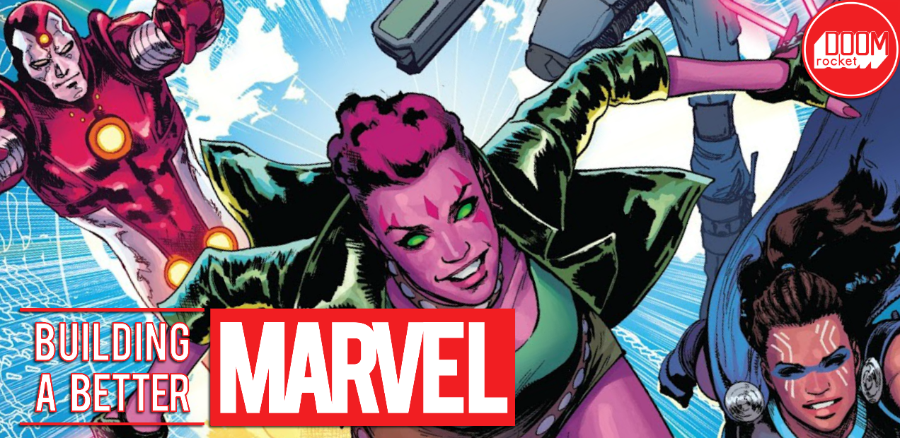 Multiversal shenanigans make 'Exiles' #1 exciting, fascinating, and bizarrely fun