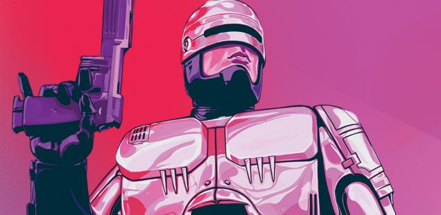 'RoboCop: Citizens Arrest' is more tragicomic satire than cyberpunk badassery