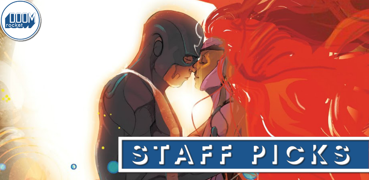 Staff Picks: We bid a fond farewell (and a job very well done) to Marvel's 'Black Bolt'