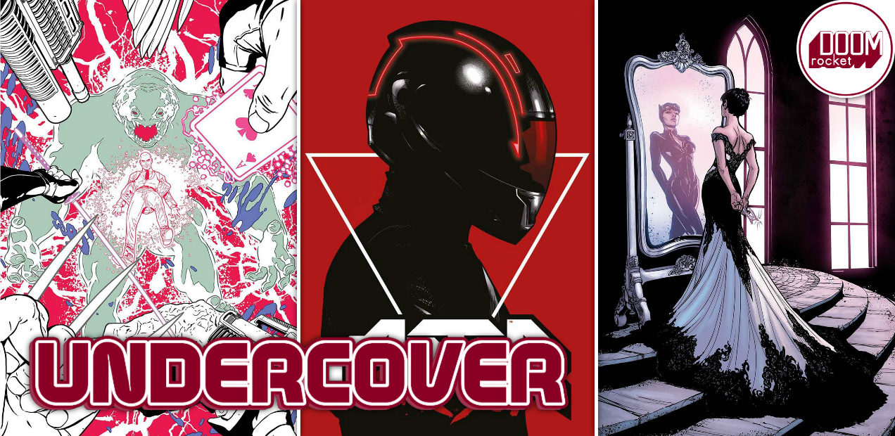 "Undercover: Joëlle Jones' cover to 'Batman' #44 has us like, ""damn"""