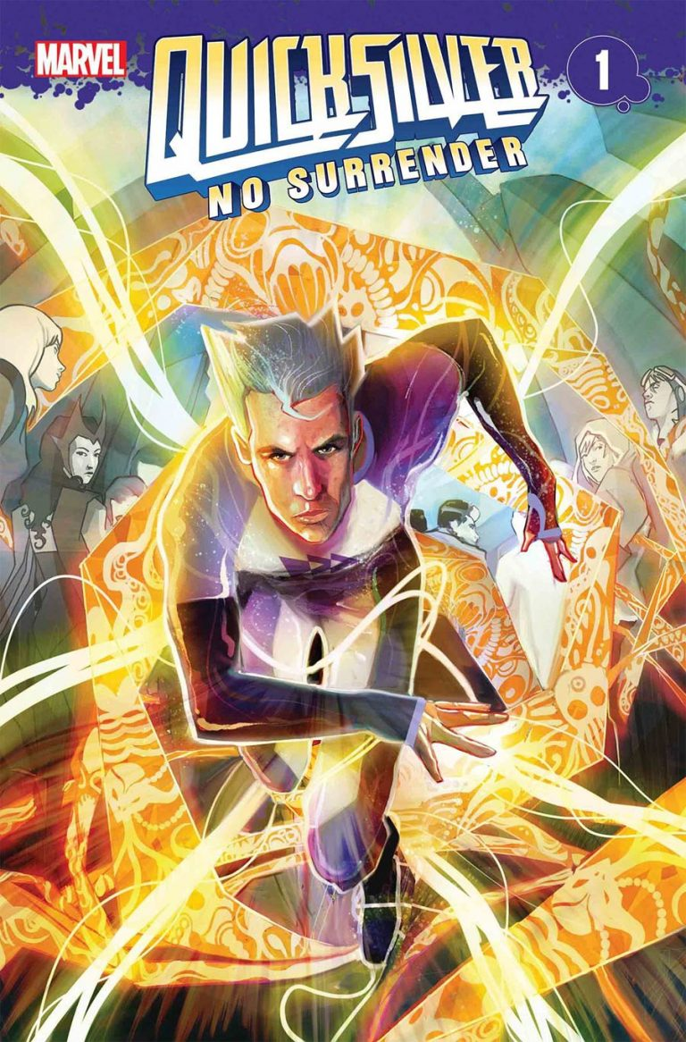 Staff Picks: 'Quicksilver: No Surrender'