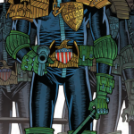"Preview: ""Nans of Anarchy"" put a boot in Dredd's face in '2000 AD' prog 2079"