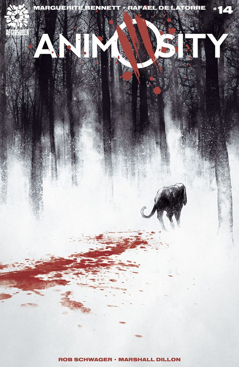 WEEK IN REVIEW: Animosity #14, Delta 13 #1