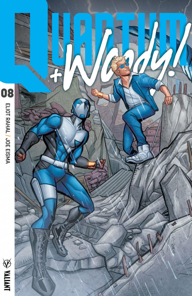 "Preview: Rahal & Eisma put 'Quantum and Woody' through ""Separation Anxiety"" in June"