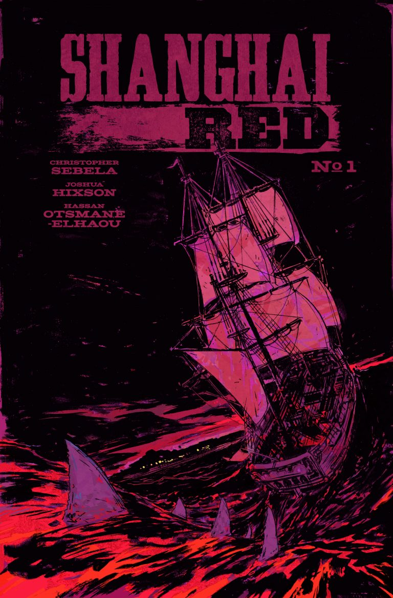 Shanghai Red #1