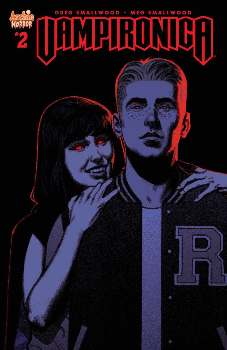 Staff Picks: The Man of Steel, Vampironica, Aquaman/Jabberjaw/Valiant High, We Are The Danger