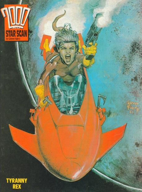 2000 AD Summer Special 2018: Tyranny Rex