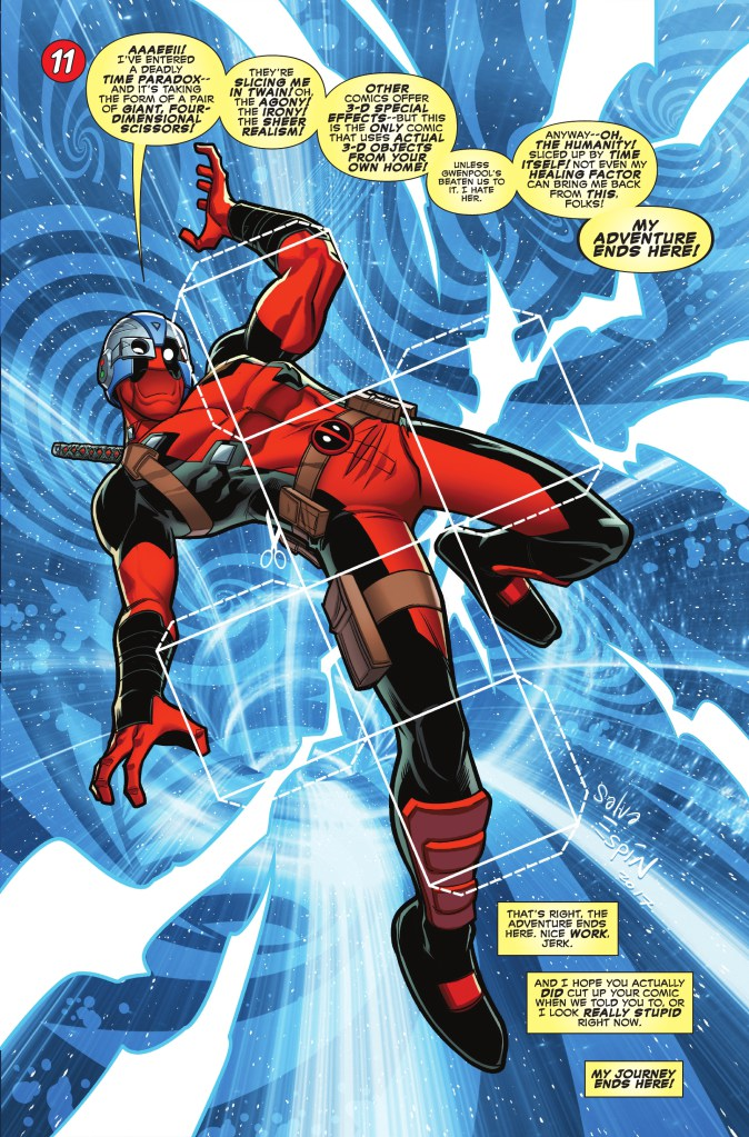You Are Deadpool #1-2 (of 5)