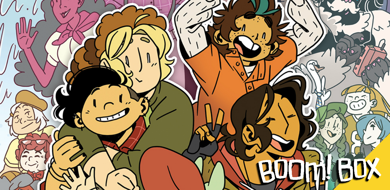 Preview: 'Lumberjanes' celebrates a milestone with an over-sized anniversary issue