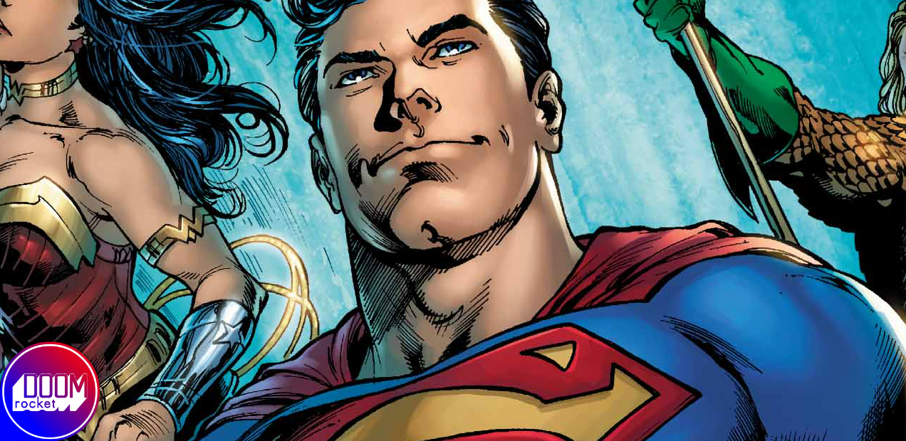 Bendis' enthusiasm is at full-tilt in 'The Man of Steel' #1, a top-flight DC production