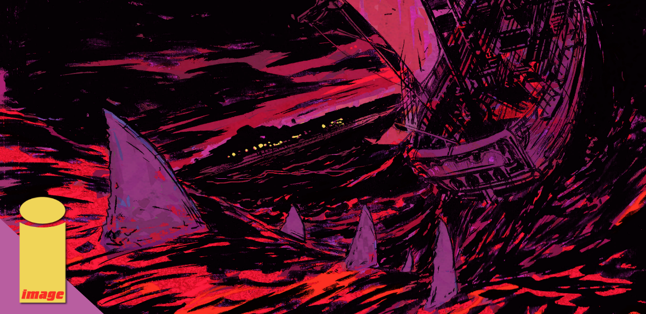 Preview: A pitch-black tale of bloody revenge sets sail in 'Shanghai Red'