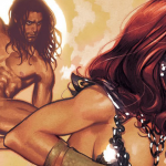 'Red Sonja/Tarzan' finds master storytellers flexing their creative muscles