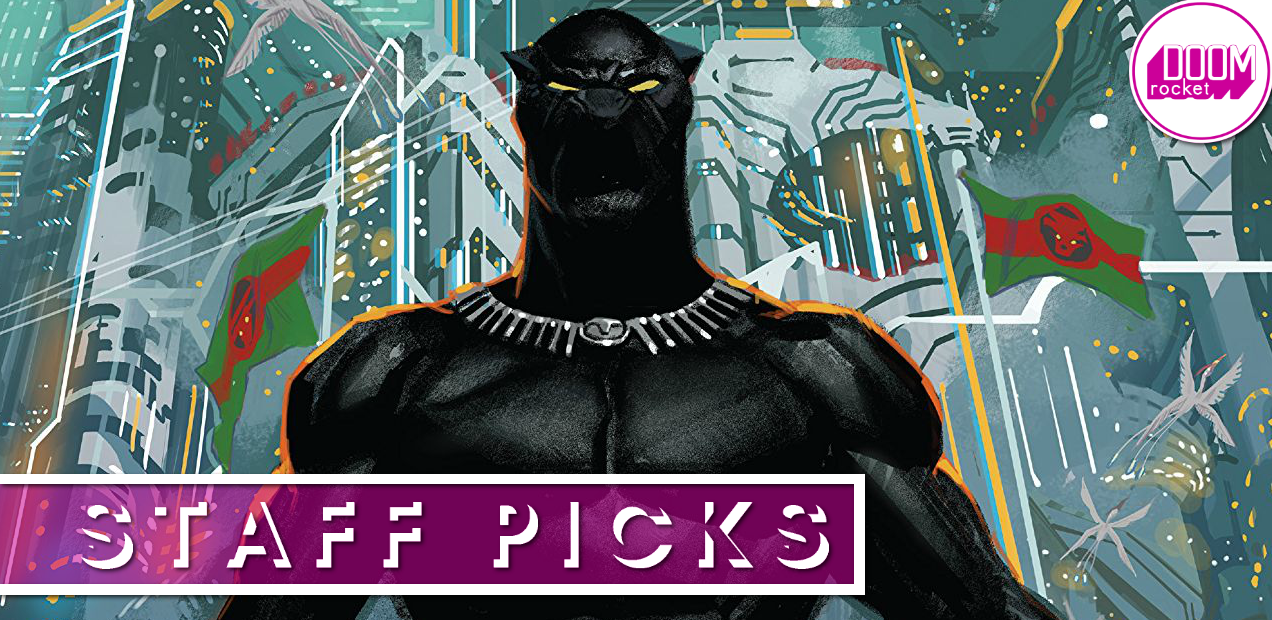 Staff Picks: Coates & Acuña expand the scope (and possibilites) of 'Black Panther'