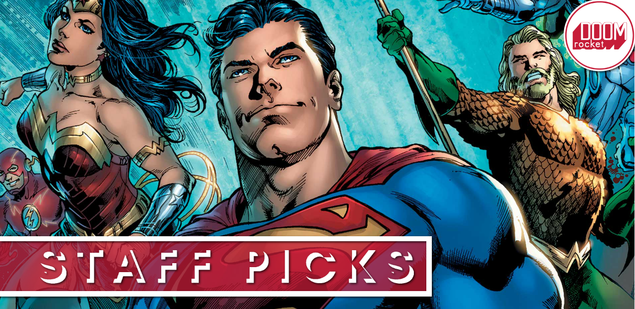 Staff Picks: With 'The Man of Steel' #1, Mr. Bendis goes to Burbank