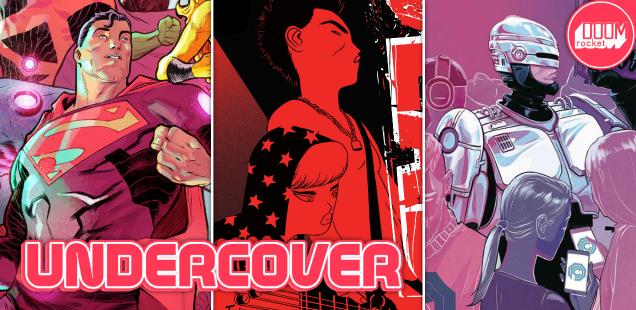 Undercover: Dilraj Mann slays with crimson & ink-black variant to 'Punks Not Dead'