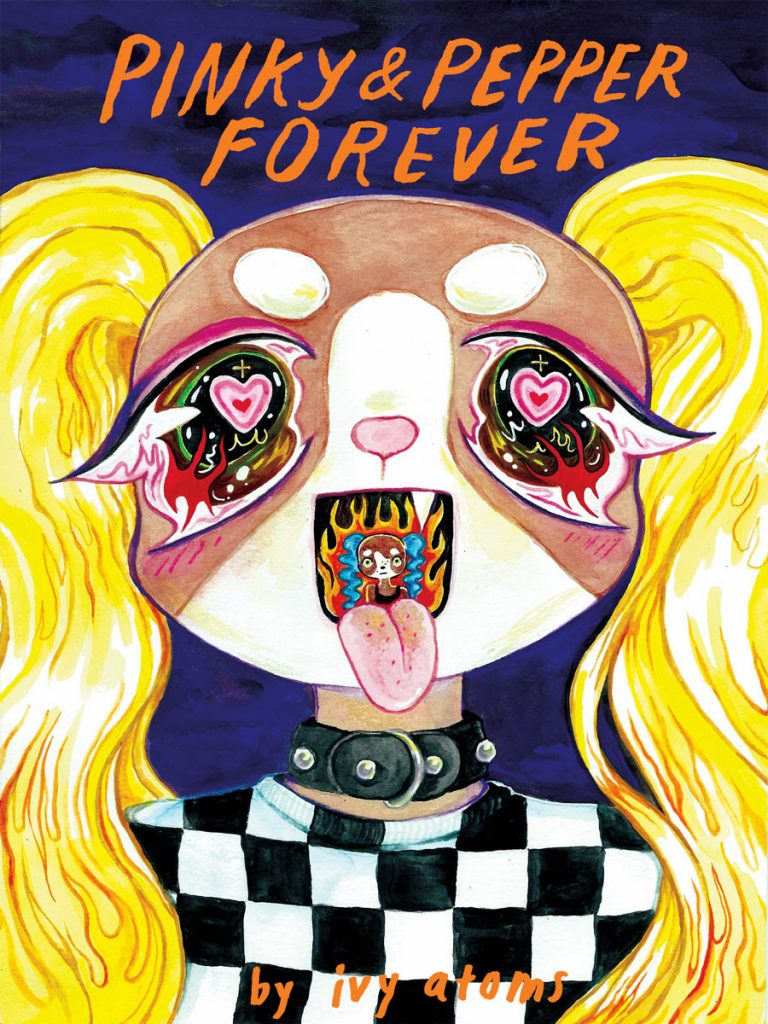 TCAF 2018: Preview Ivy Atoms' 'Pinky & Pepper Forever', the latest from Silver Sprocket