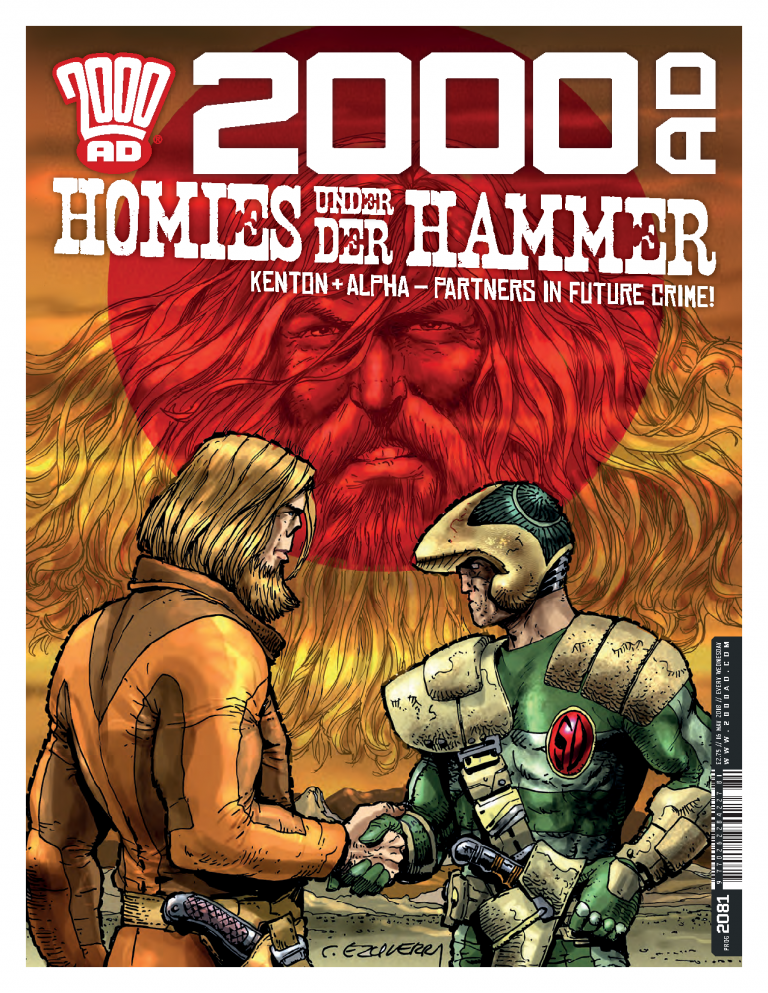 2000 AD Prog 2081