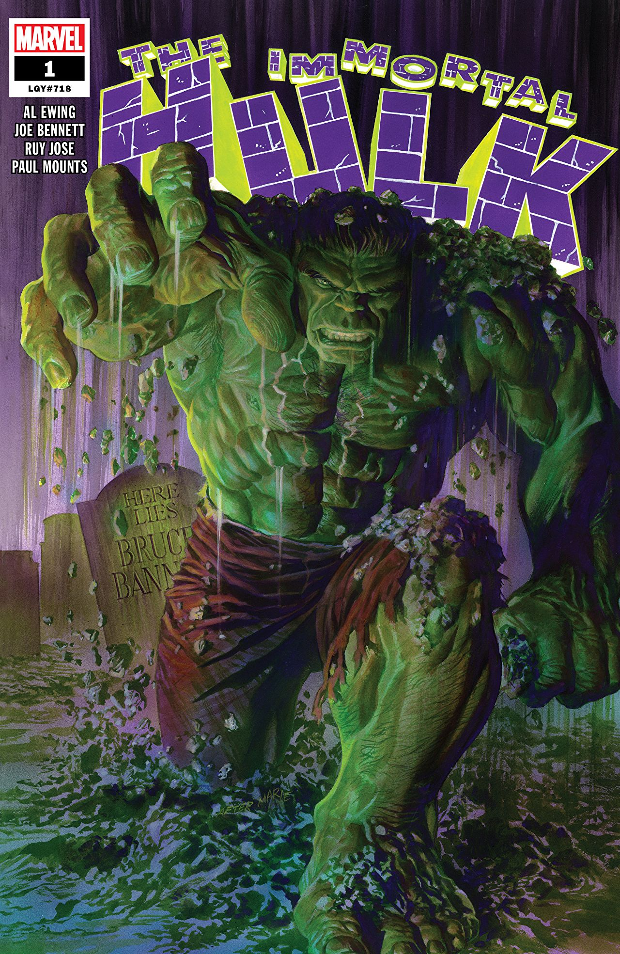 The Immortal Hulk #1