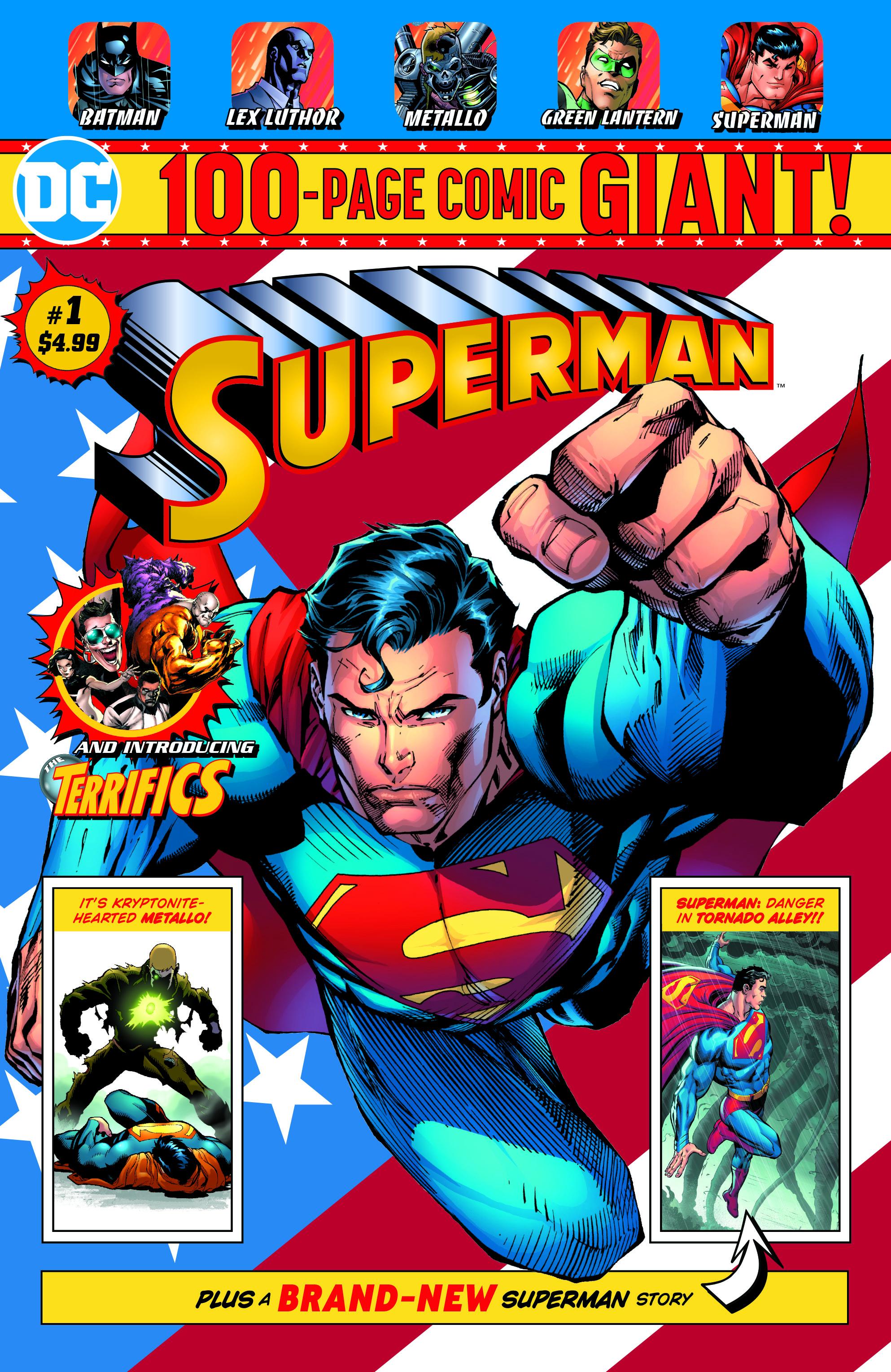 dc giant walmart comic batman story length bendis exclusives feature