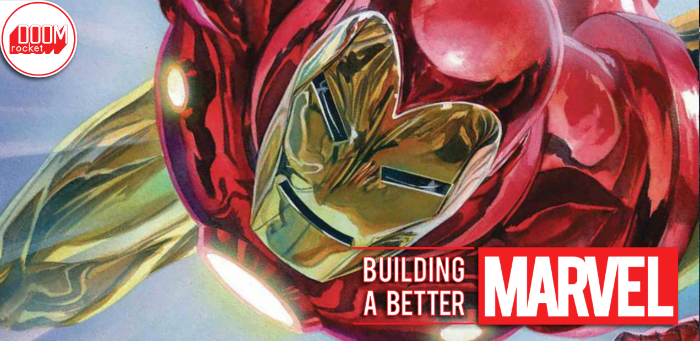 Ol' Shellhead is looking at a bright future with a new writer in 'Tony Stark: Iron Man' #1