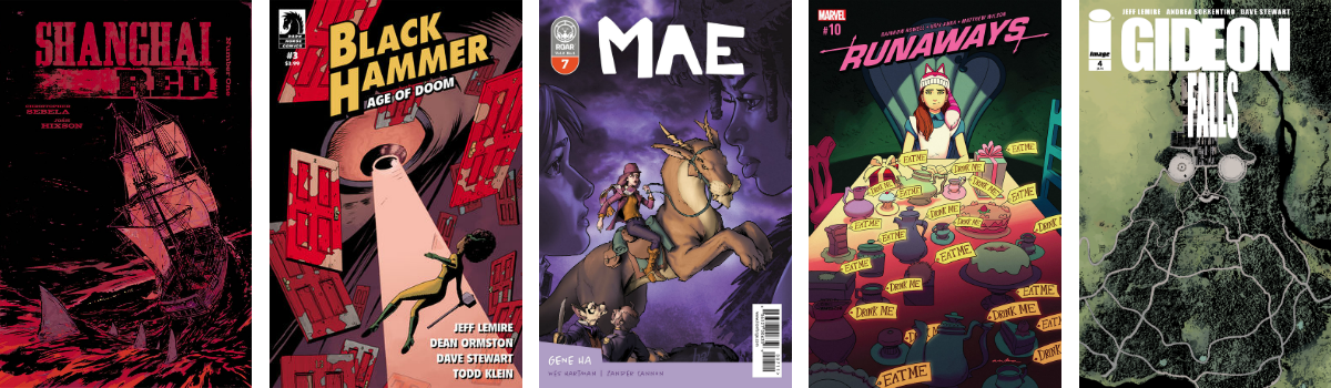 Skimmin' Those September Solicits — CASUAL WEDNESDAYS WITH DOOMROCKET