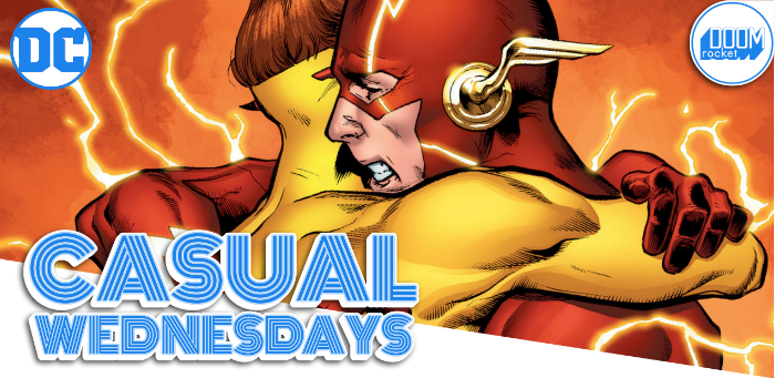 Rebirth in Review — CASUAL WEDNESDAYS WITH DOOMROCKET