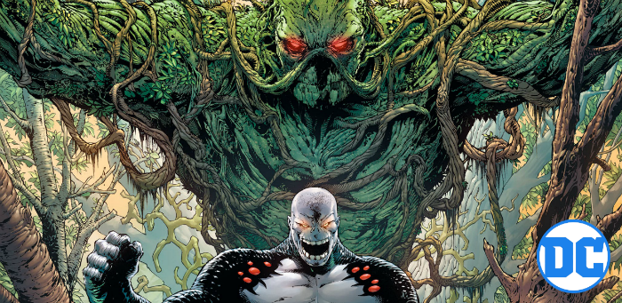 EXCLUSIVE: Swamp Thing enters the fray in 'Damage' #6