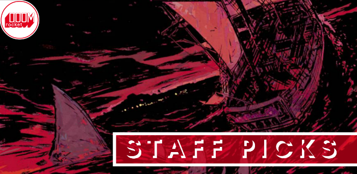 Staff Picks: 'Shanghai Red' sets sail with an arresting debut