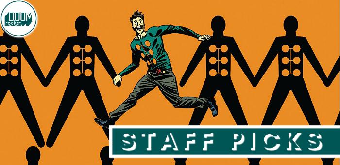 Staff Picks: 'Multiple Man' returns! And returns! And returns, and returns, and returns!